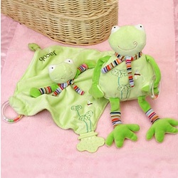 Freddy Frog Chew Buddies Baby Gift Set