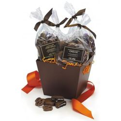 Chocolate Treats Fall Gift Basket