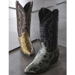 Men's Laredo Snakeprint Boot