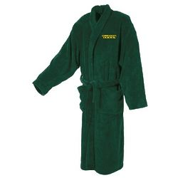University of Oregon Men's Ultra Plush Bathrobe