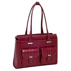 Lexis Italian Leather Briefcase