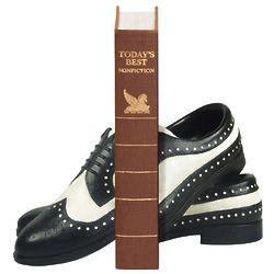 Dancing Shoe Bookends