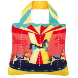 Kid's Carousel Reusable Shopping Bag