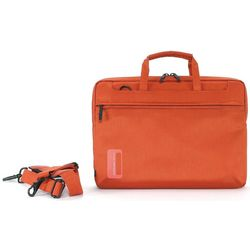 Orange Work Out Briefcase for MacBook Pro