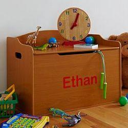 Personalized Austin Toy Box