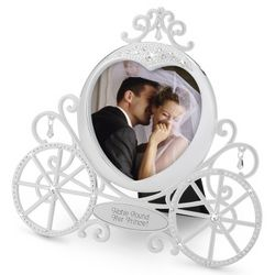 Princess Carriage Picture Frame