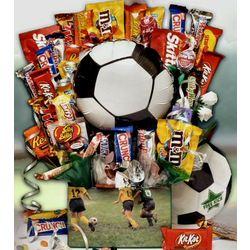 Score! Candy Gift Basket