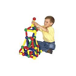 72 Piece Jumbo Magneatos Magnetic Construction Set