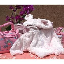 Pink Jacket & Toys Gift Set