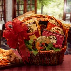 Sweet Selections Gourmet Gift Basket
