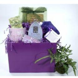 Keep The Faith Gift Basket
