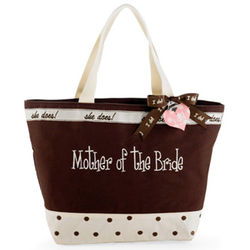 "Mother of the Bride ""I Do!"" Tote Bag"