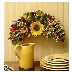 Sunflower Arch