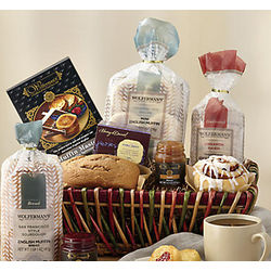 Breakfast Bounty Gift Basket