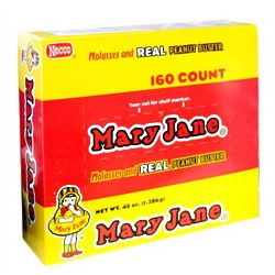 Mary Janes Candy Box