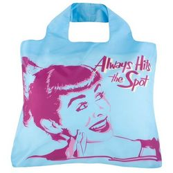 Always Hits the Spot Pepsi Heritage Reusable Shopping Bag