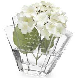 Fan Art Deco Vase