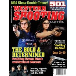 Western Shooting Journal 12-Issue Subscription
