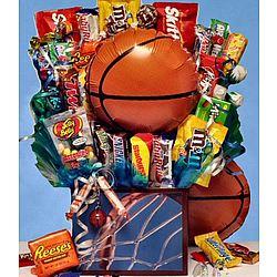 Slam Dunk Candy Basket