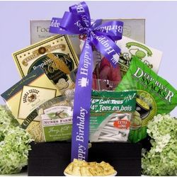 Just Fore You Birthday Golf Gift Basket
