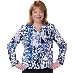 Women's Adaptive Handicap Blouse