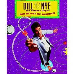 Bill Nye the Science Guy® - Big Blast of Science Book