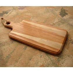 Cranberry Bread Cutting Board