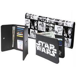 Women's Star Wars Checkerboard Wallet