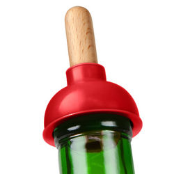 Plunger Bottle Stopper