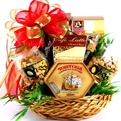 Just for Him Gift Basket