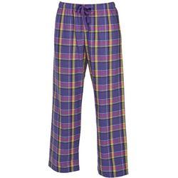 Tie Cord Flannel PJ Pants