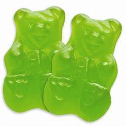 Granny Smith Green Apple Gummi Bears