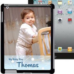 Beautiful Baby Personalized iPad Case