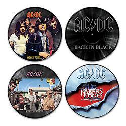 AC/DC Vinyl Revolution Wall Art Collection