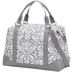 Ella Grey Weekender Bag