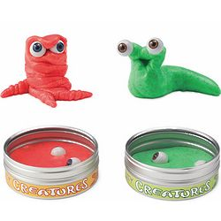 Putty Creatures Set