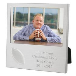 Personalized Football Photo Frame