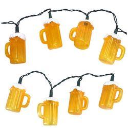 Beer Mug Light String