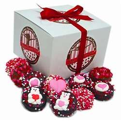 Valentine's Day Oreos Gift Box