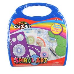 Cra-Z-Art Spiral Art Box Set