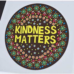 Kindness Matters Car Magnet