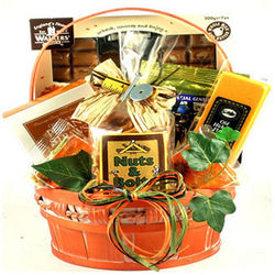 Handyman Snacks Gift Basket