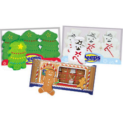 Peeps Marshmallow Christmas Set