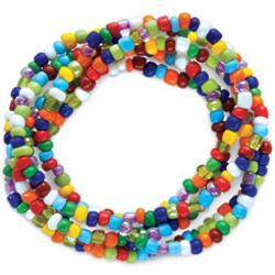 Candi Colored Bead Bracelets