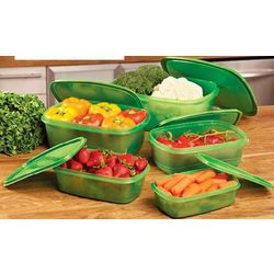 Always Fresh Reusable Containers