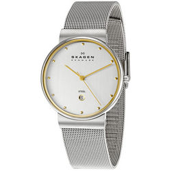 Men's Skagen Classic Mesh Watch