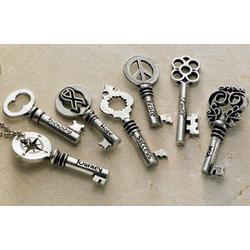 Inspiration Key Necklace