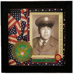 Military Photo Frame