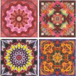 Healing Mandala Cards