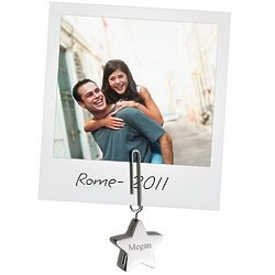 Personalized Celestial Star Memo Holder